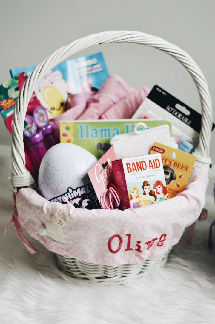 Simple easter basket ideas stephany jackson simple easter basket ideas negle Gallery